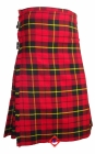 Scottish Kilts wALLACE 8 Yard Kilt