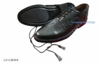 Scottish Ghillie Brogues Leather Kilt Shoes UK5 - UK12 Pure Leather